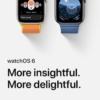 watchOS 6発表と気になる文字盤