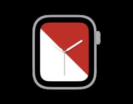 【ご自由にお使いください】Apple Watch カスタマイズ文字盤 ASモナコ風デザインをシェア!