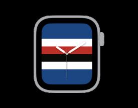 【ご自由にお使いください】Apple Watch カスタマイズ文字盤 サンプドリア風デザインをシェア!