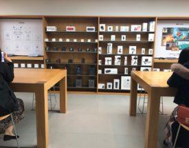Apple Storeに行ってAirPods Pro両耳分交換できました!異音発生による修理サービスプログラム適用してみた
