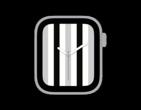 【ダウンロード自由!】Apple Watch カスタマイズ文字盤 サンアントニオ スパーズ風デザインをシェア!