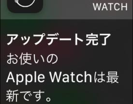 2度目の全ユーザー推奨のセキュリティアップデート!watchOS7.3.3リリース!